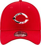 New Era Men's Cincinnati Reds 39Thirty Red Batting Practice Stretch Fit Hat product image