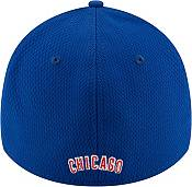 New Era Men's Chicago Cubs 39Thirty Blue Batting Practice Stretch Fit Hat product image