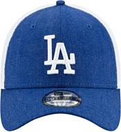 New Era Men's Los Angeles Dodgers Blue 39Thirty Heather Neo Stretch Fit Hat product image