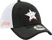 New Era Men's Houston Astros Black 39Thirty Heather Neo Stretch Fit Hat product image