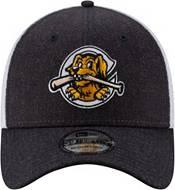 New Era Men's Charleston River Dogs Dark Gray 39Thirty Heather Neo Stretch Fit Hat product image