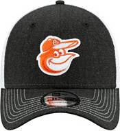 New Era Men's Baltimore Orioles Black 39Thirty Heather Neo Stretch Fit Hat product image