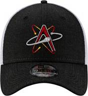 New Era Men's Albuquerque Isotopes Black 39Thirty Heather Neo Stretch Fit Hat product image
