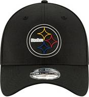New Era Men's Pittsburgh Steelers 2020 NFL Draft 39Thirty Stretch Fit Black Hat product image