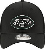 New Era Men's New York Jets 2020 NFL Draft 39Thirty Stretch Fit Black Hat product image
