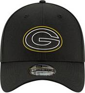 New Era Men's Green Bay Packers 2020 NFL Draft 39Thirty Stretch Fit Black Hat product image