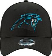 New Era Men's Carolina Panthers 2020 NFL Draft 39Thirty Stretch Fit Black Hat product image