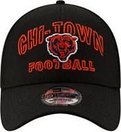 New Era Men's Chicago Bears 2020 NFL Draft Alternate 39Thirty Stretch Fit Black Hat product image