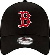 New Era Men's Boston Red Sox Black 39Thirty Clubhouse Stretch Fit Hat product image
