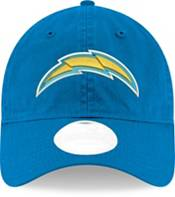 New Era Women's Los Angeles Chargers Royal Glisten 9Twenty Adjustable Hat product image