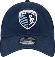 New Era Men's Sporting Kansas City Blue Core Classic 9Twenty Adjustable Hat product image