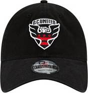 New Era Men's D.C. United Black Core Classic 9Twenty Adjustable Hat product image