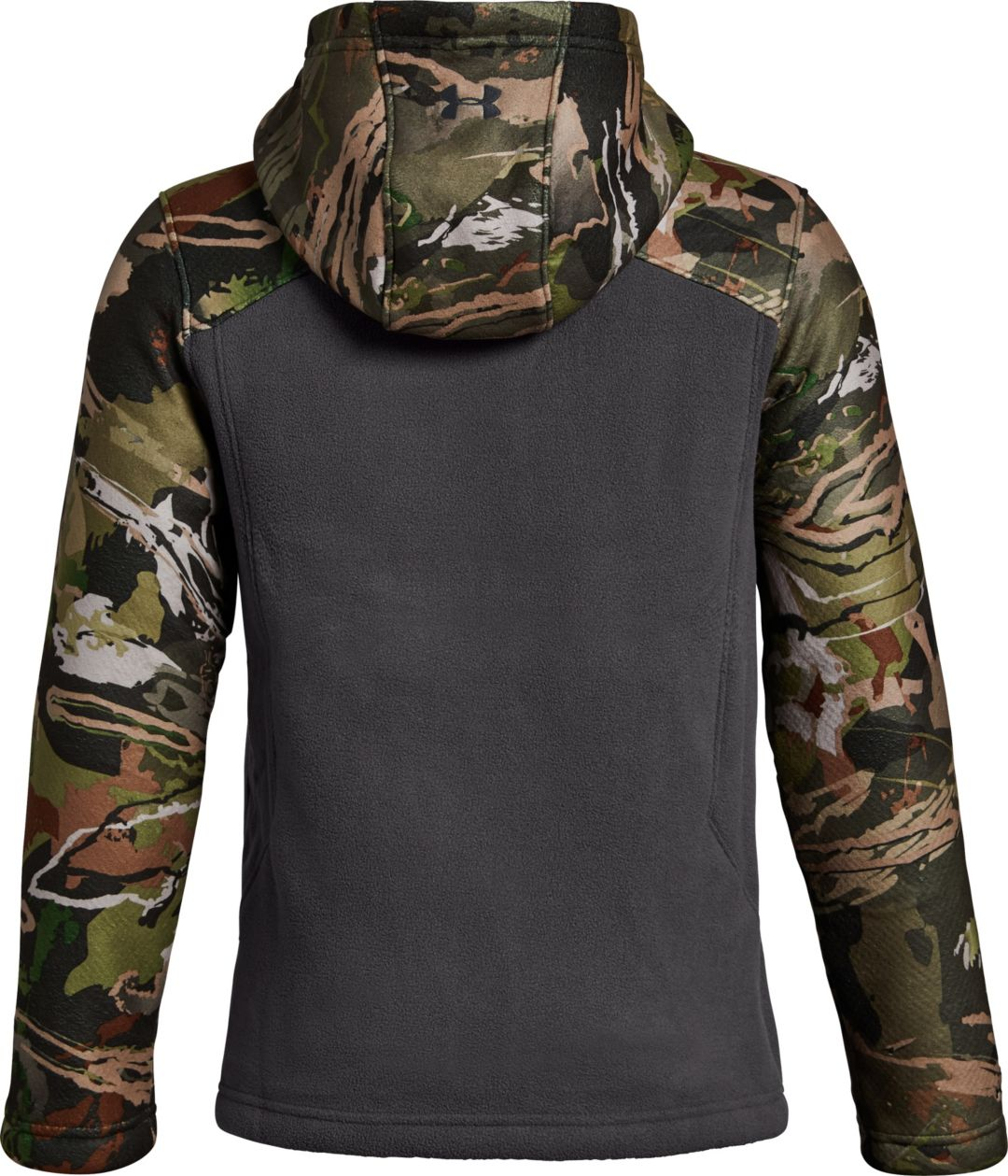 d451add01c50e Under Armour Youth Stealth Fleece Hunting Jacket | DICK'S Sporting Goods