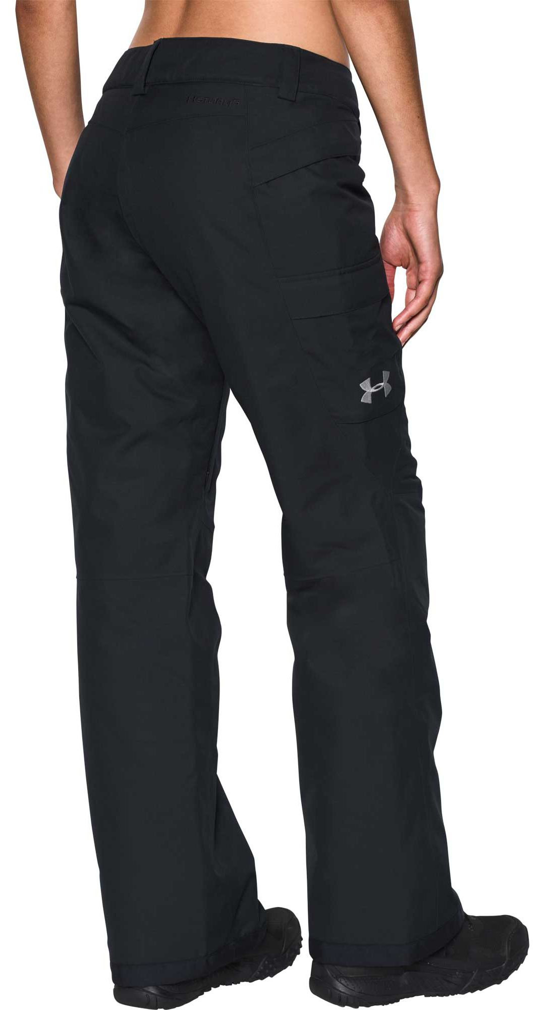 6d5ecd18b Under Armour Women's ColdGear Infrared Chutes Insulated Pants.  noImageFound. Previous. 1. 2
