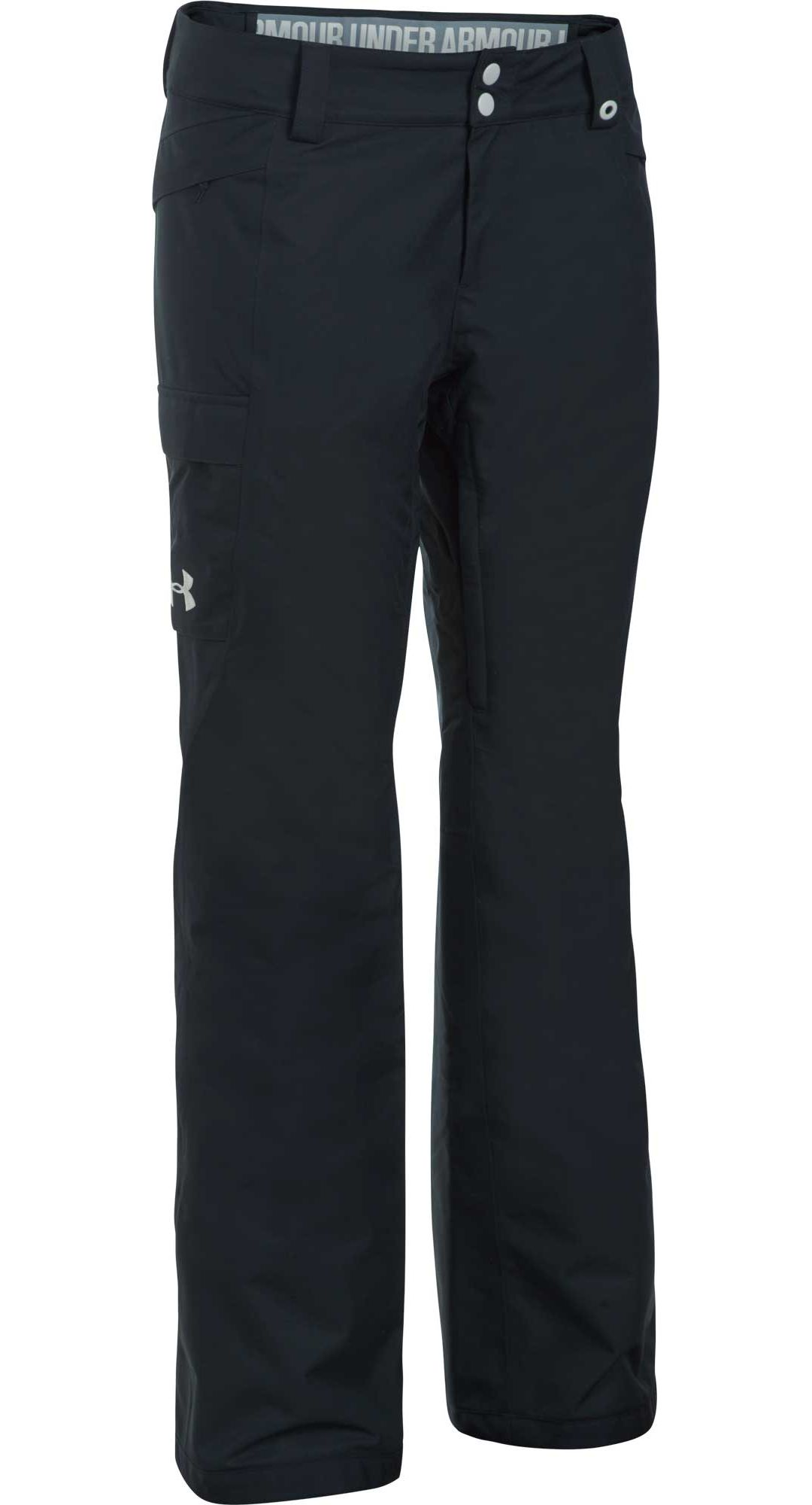 579902357 Under Armour Women's ColdGear Infrared Chutes Insulated Pants.  noImageFound. Previous. 1. 2. 3