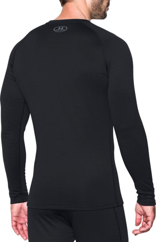 522f6dc206e1 Under Armour Men s 4.0 Crew Base Layer Shirt