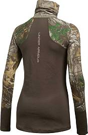 Under Armour Women's Tevo Cozy Neck Hunting Shirt product image