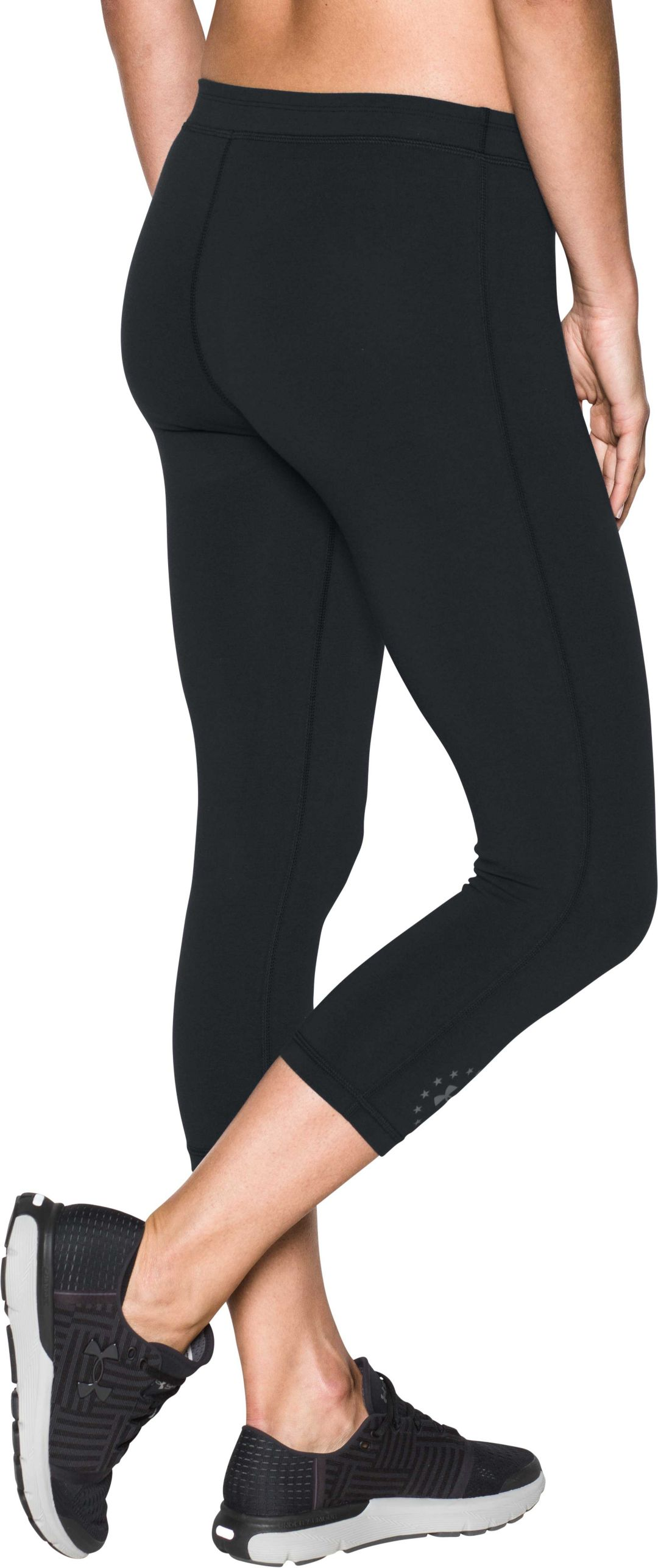 54d5bc2fb542d9 Under Armour Women's Freedom Training Capri Leggings | DICK'S ...