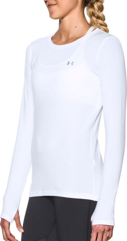 more photos e7232 873a1 Under Armour Women s HeatGear Armour Long Sleeve Shirt. noImageFound.  Previous. 1. 2. 3