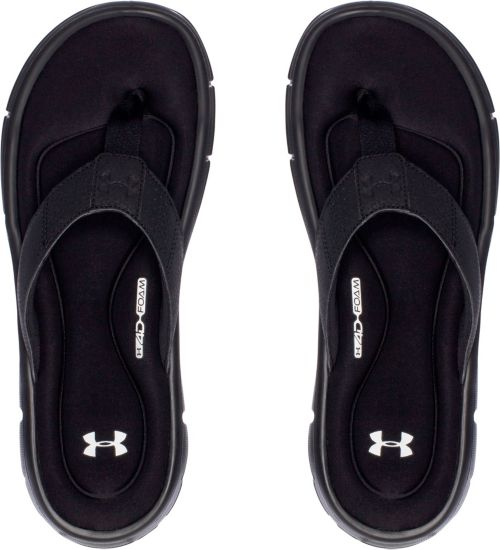 429f68a1775ee Under Armour Men s Ignite II Thong Flip Flops
