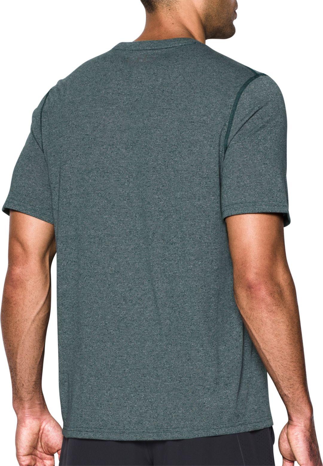 194b0544a Under Armour Men's Threadborne Siro Heather Print T-Shirt | DICK'S ...