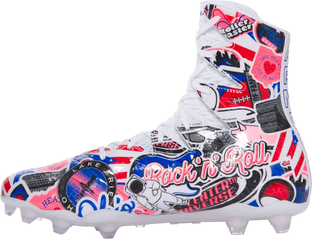 01dfb3f872cb9 Under Armour Men's Highlight MC LE Football Cleats | DICK'S Sporting ...