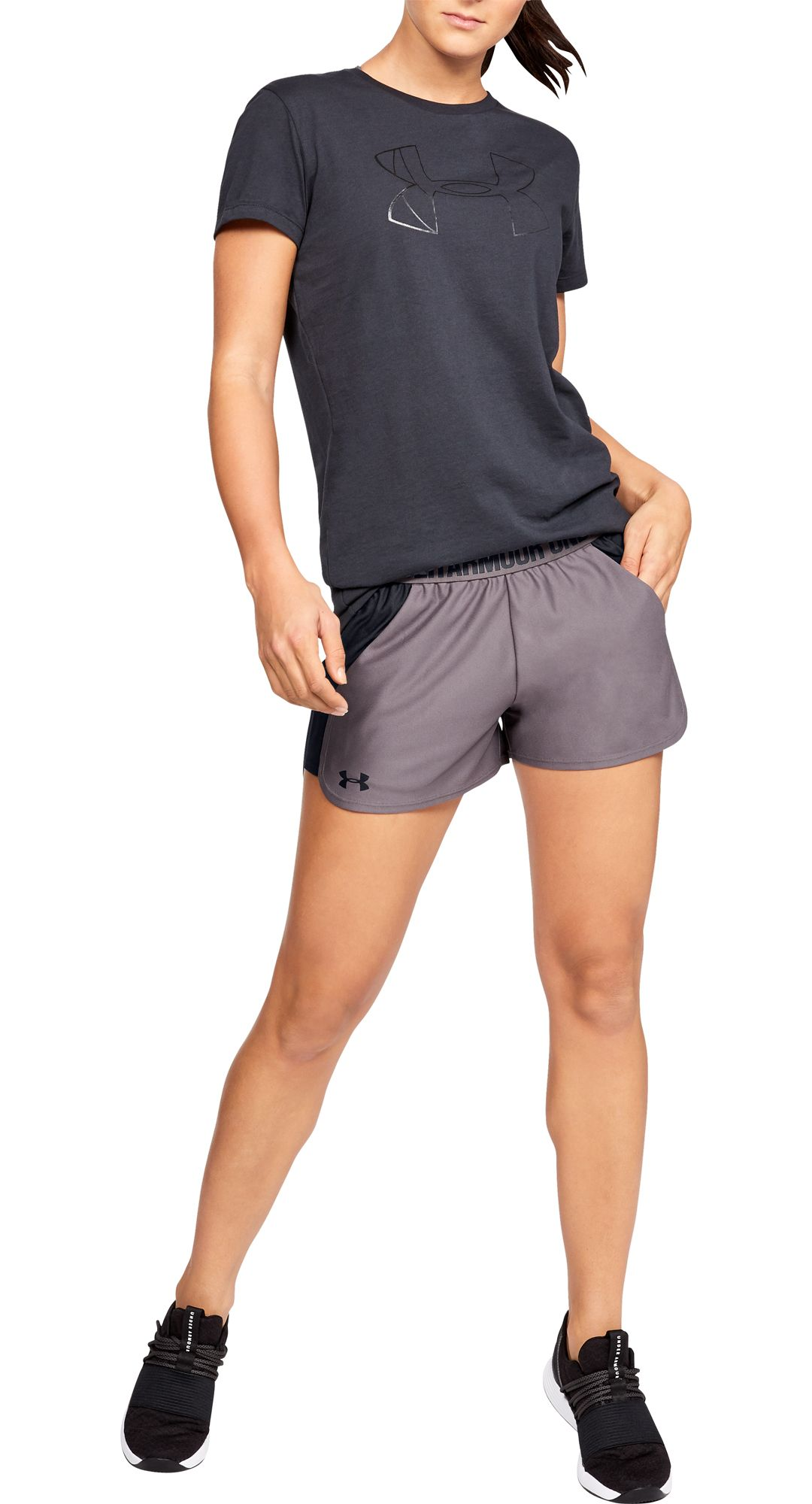 32c64b24a6 Under Armour Women's 3'' Play Up Shorts 2.0