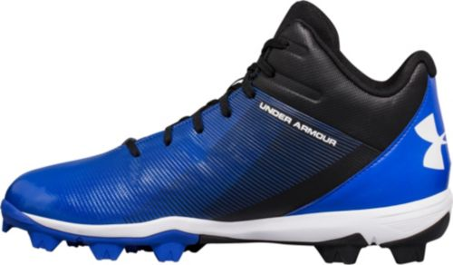 online store b3545 0f692 Under Armour Men s Leadoff Mid RM Baseball Cleats   DICK S Sporting ...
