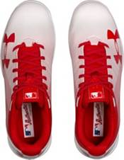 Under Armour Kids' Leadoff RM Baseball Cleats product image