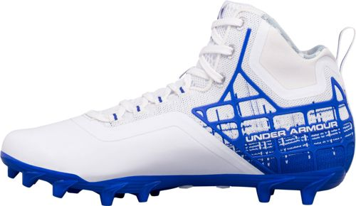 b1fcbfb1de1 Under Armour Men s Banshee Mid MC Lacrosse Cleats. noImageFound. Previous.  1. 2. 3