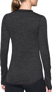 Under Armour Women's ColdGear Fitted Mock Neck Long Sleeve Shirt product image
