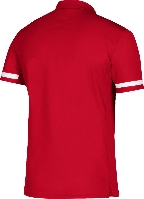 Knights Men's Team Rutgers Scarlet Sideline 19 Football Adidas Polo eIWEYb9H2D