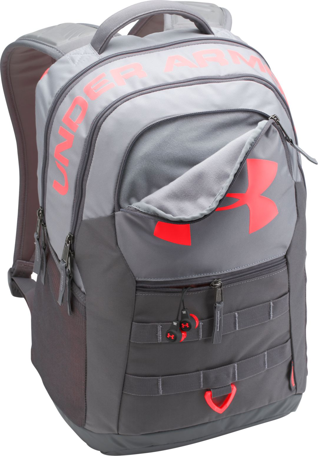 bf755ad80e Under Armour Big Logo 5.0 Backpack | DICK'S Sporting Goods