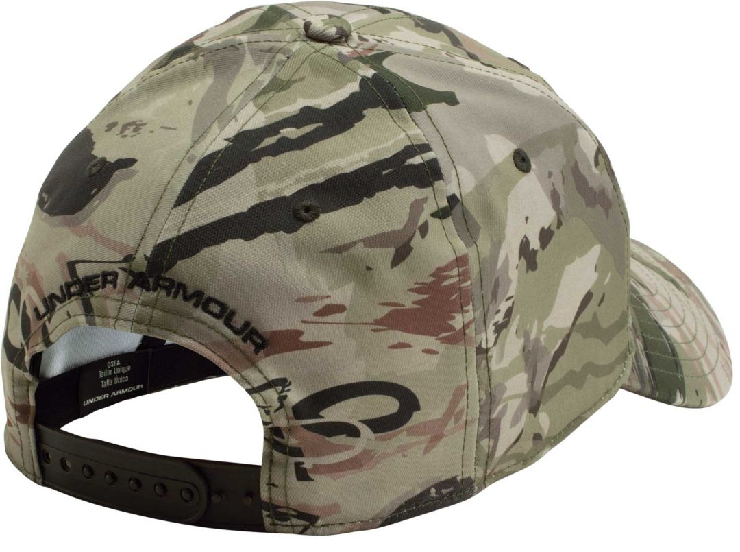 competitive price b6835 6d180 Under Armour Men s Camo 2.0 Hunting Hat