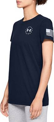 Under Armour Women's Freedom Flag 2.0 T-Shirt product image