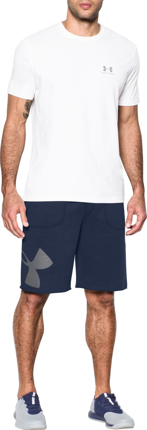 7ba497965d6 Under Armour Men s Rival Exploded Graphic Shorts