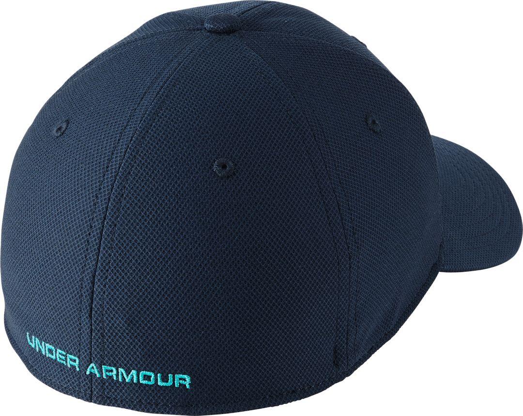 watch 5595b ad308 Under Armour Men s Blitzing Hat 3.0