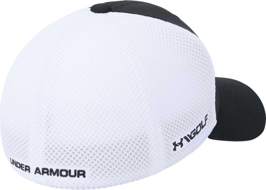 c7f4631c6 Under Armour Boys' Classic Mesh Golf Hat