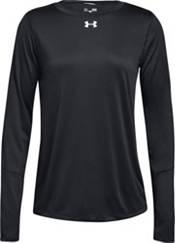 Under Armour Women's Locker 2.0 Long Sleeve Shirt product image