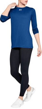 Under Armour Women's Locker 2.0 Long Sleeve Shirt product image