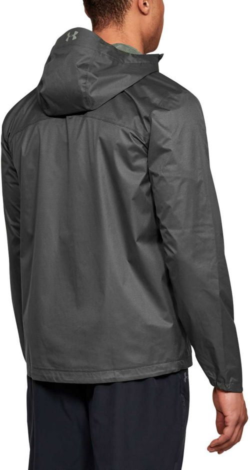 396755383911 Under Armour Men s Overlook Shell Rain Jacket