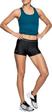 Under Armour Women's HeatGear Armour Shorty Shorts product image