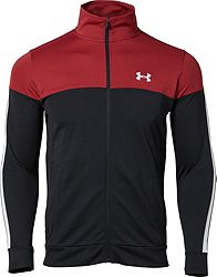 2fa6891e07 Under Armour Men's Sportstyle Pique' Full-Zip Jacket | DICK'S ...