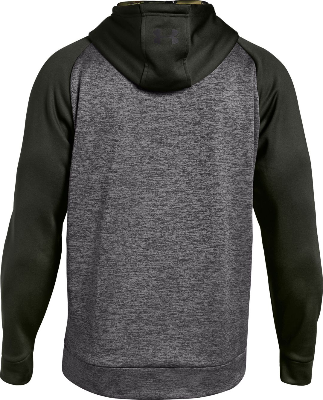 99f48df56 Under Armour Men's Armour Fleece Stacked Hoodie | DICK'S Sporting Goods