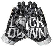 Under Armour Adult Limited Edition F6 Receiver Gloves product image