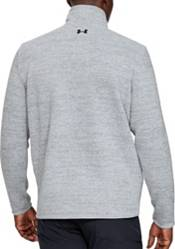 Under Armour Men's Sweaterfleece Henley Long Sleeve Shirt product image