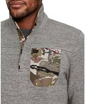 Under Armour Men's Sweaterfleece Henley Long Sleeve Shirt (Regular and Big & Tall) product image