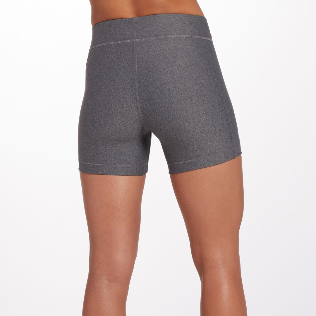 aaa6abb8b4 Under Armour Women's HeatGear Middy Compression Shorts