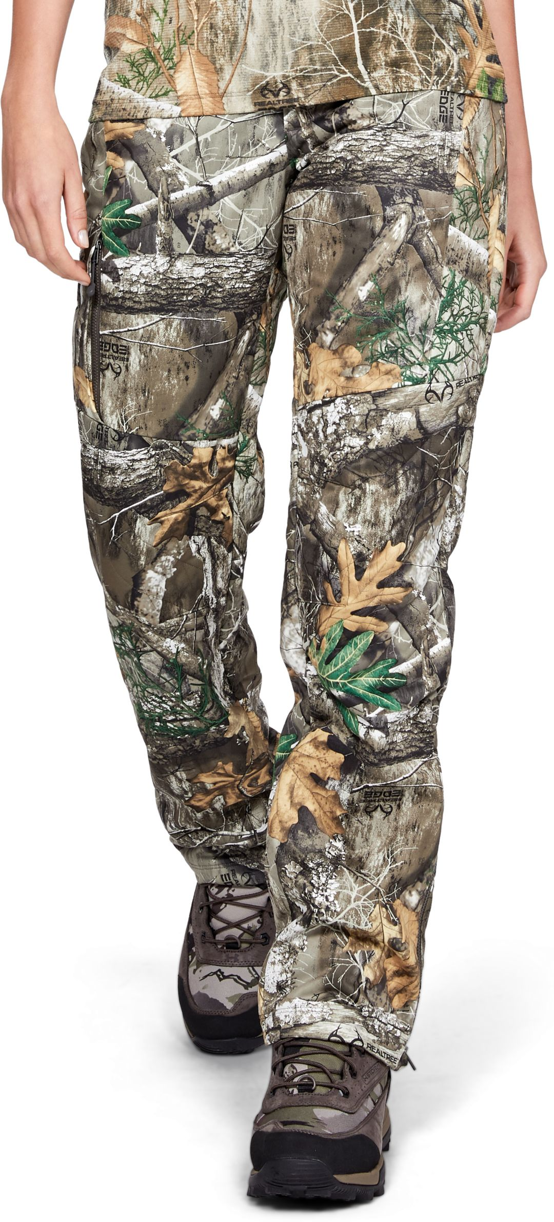 7669787f Under Armour Women's Brow Tine Hunting Pants