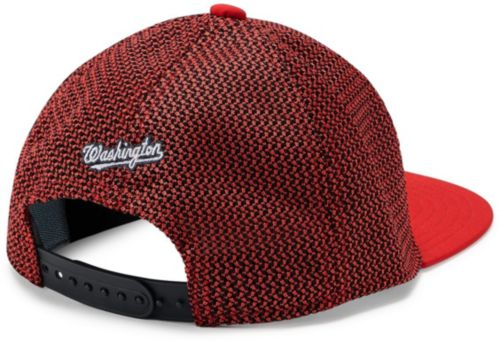 704831c2655 ... new zealand under armour youth washington nationals twist knit adjustable  snapback hat 7e11a d00f8